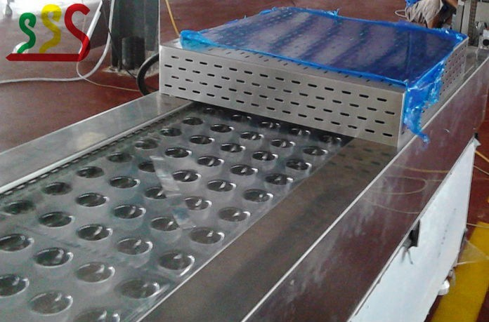 Stainless Steel Wrap Machine with Certificate Packing Machine
