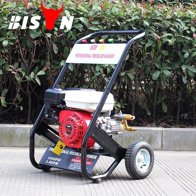 Bison (China) Popular Sale BS-170A 150bar 2200psi Handy Household Gasoline High Pressure Washer