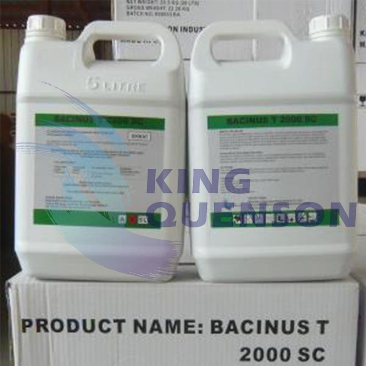 King Quenson 50000 Iu/Mg Tc Bacillus Thuringiensis 32000 Iu/Mg Wp for Weed Control
