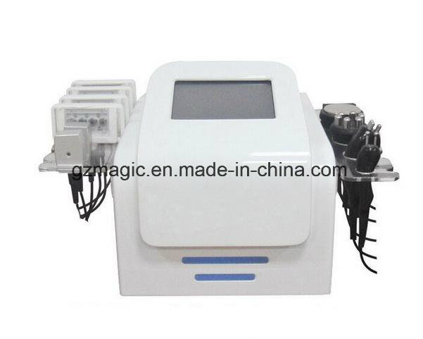 B0506 Multifunction Lipo Laser Dual Wavelength 650nm 980nm Lipo Laser Slimming Machine