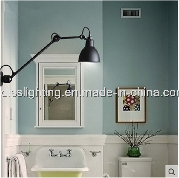 Modern Simple Moved Wall Lamp for Living Room Lighting