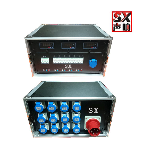12 Channels Portable Power Box with Single Output