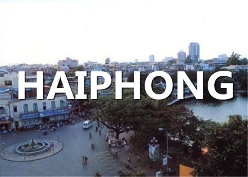 Drop Shipping From Qingdao, China to Haiphong, Vietnam