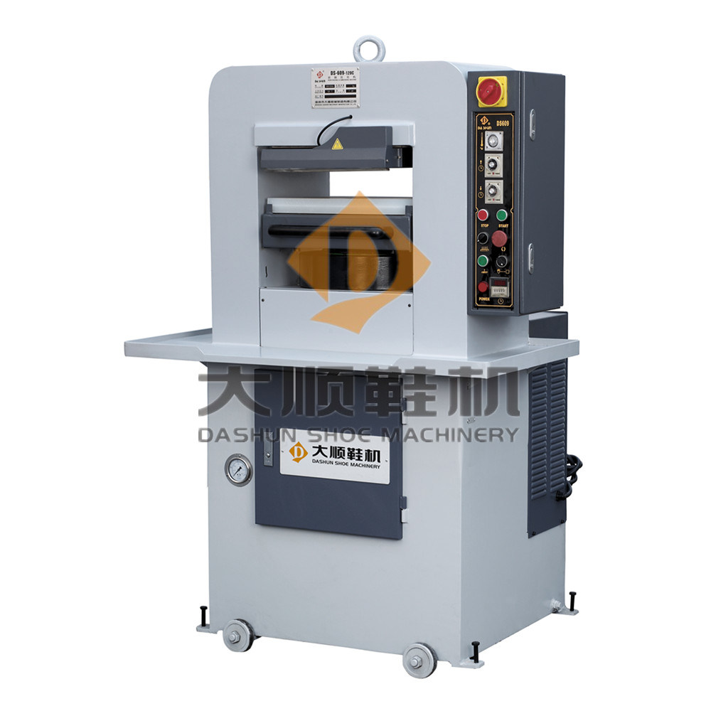Ds-609 Perforating & Embossing Machine for Leather