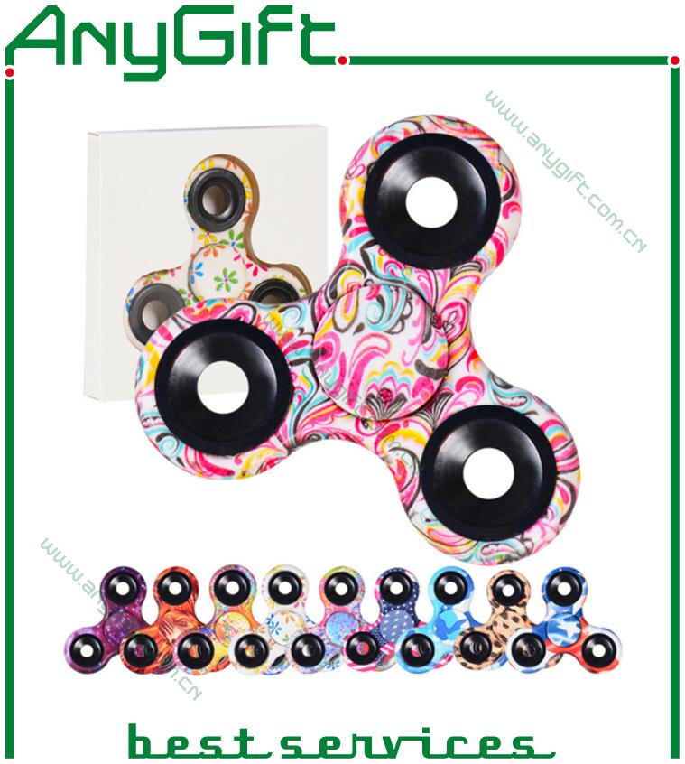 2017 Trending Gift Hand Spinner Finger Spinner to Release Pressure Fidget Spinner Toy-AG Spinner-P01