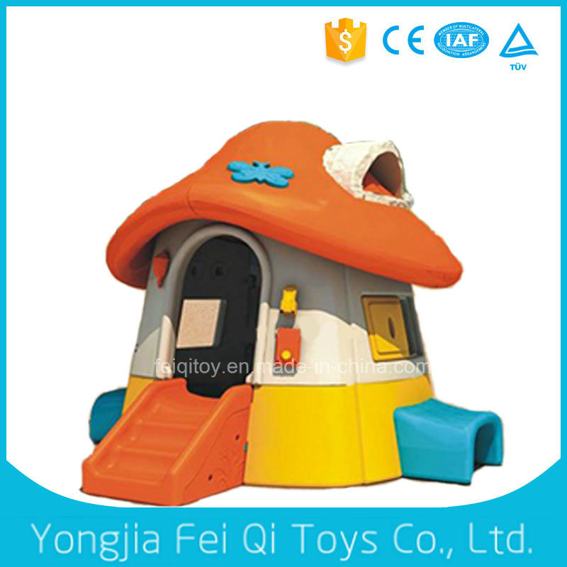Outdoor Kid Toy Plastic Happy Play House Dollhouse