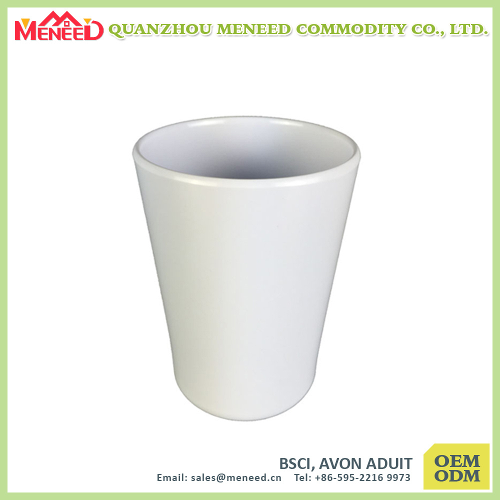 Solid Color Melamine Drinking Cup