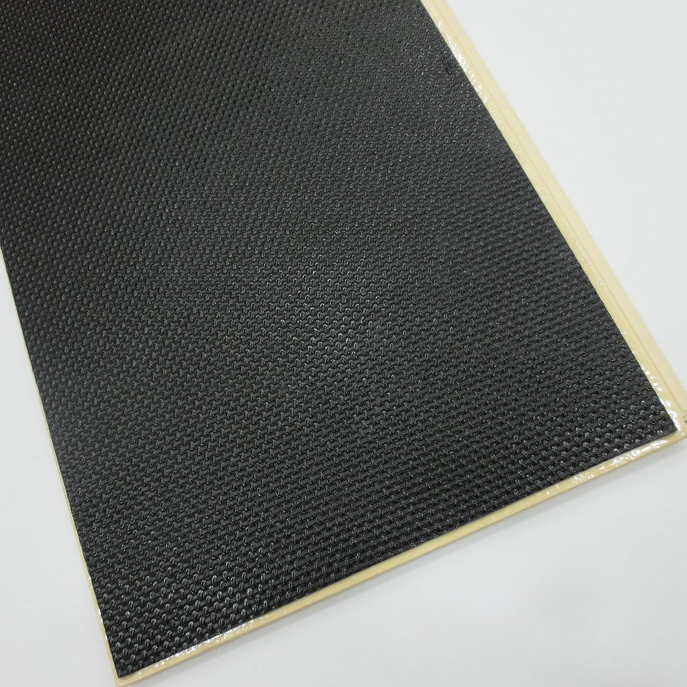 2016 WPC Vinyl Flooring Planks with IXPE Film Backing
