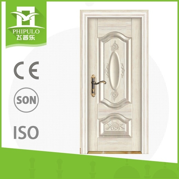 Latest Design Fashionable Interior Cheap Wooden Door