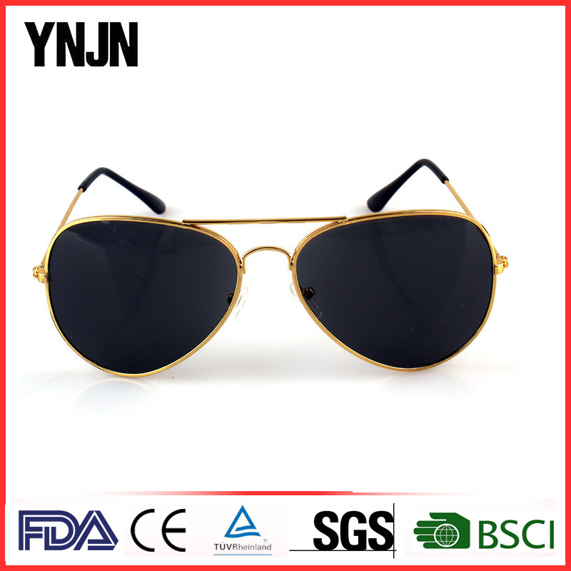 Ynjn Metal Frame Polarized Men Sunglasses (YJ-0015)