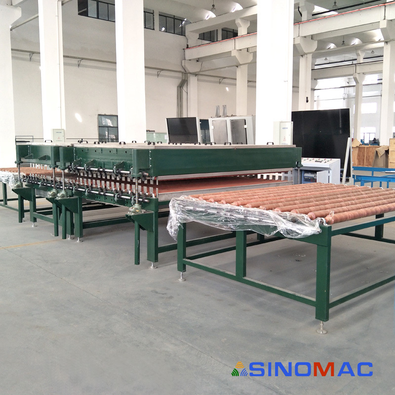 Manual Operation Laminated Glass Production Line (SN-JCX2250M)