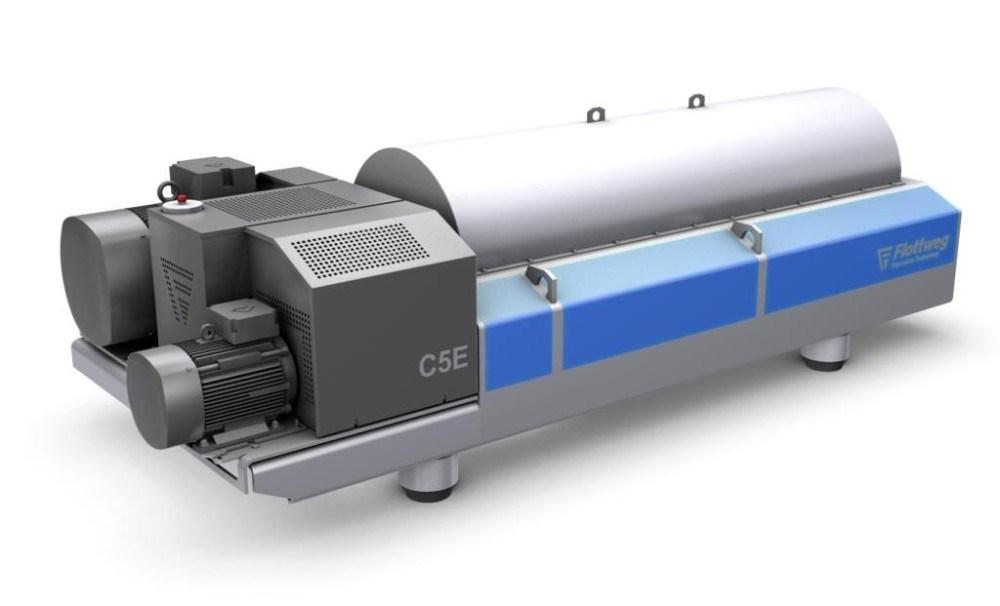 Maintenance and Customization Gearbox for Flottweg Decanter Centrifuge