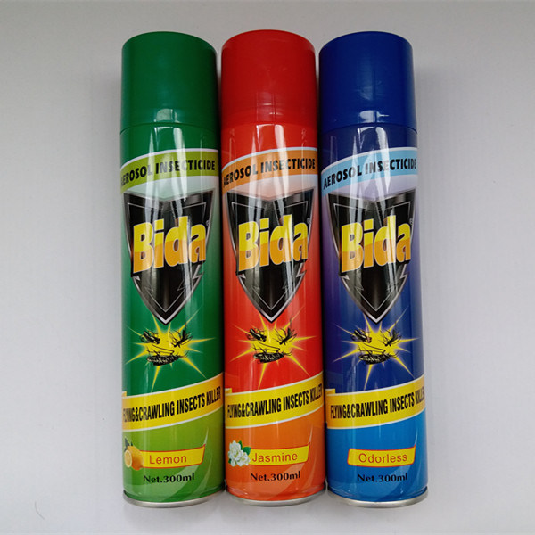 Household Chemical Formula Insecticide Spray