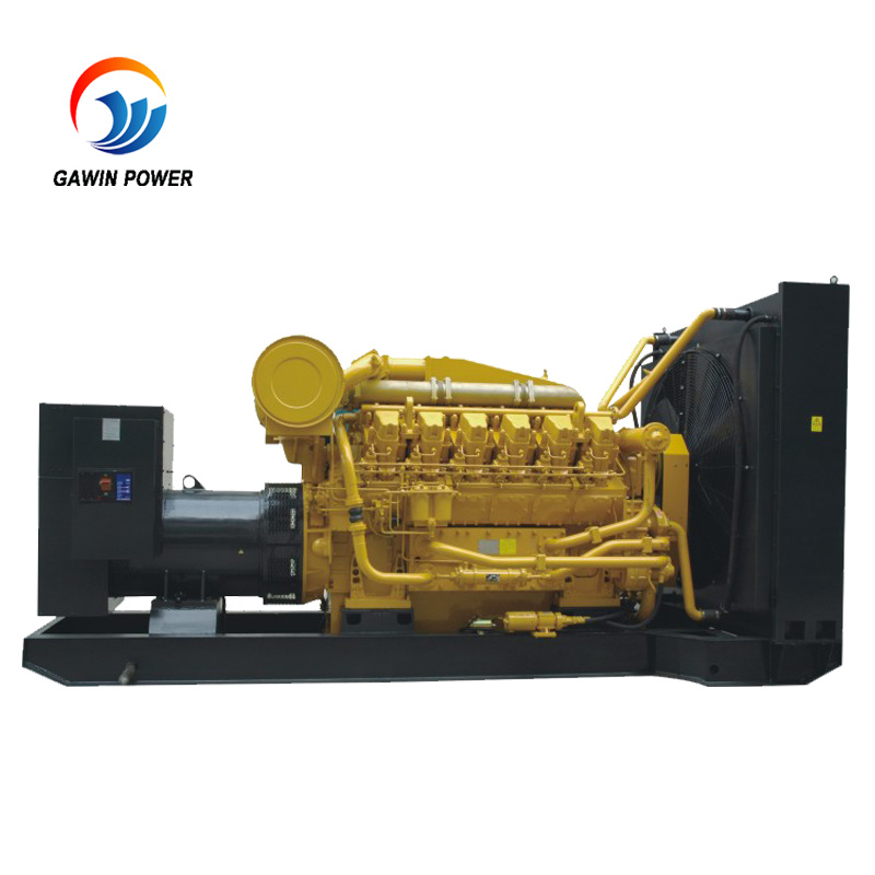 Open Type Jichai China Diesel Generator Engine 50Hz Genset