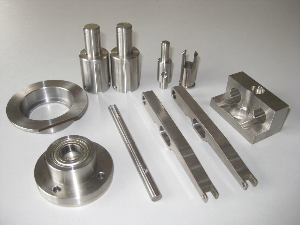 High Precision CNC Machinery Processing Automation Machine Part Molding Parts