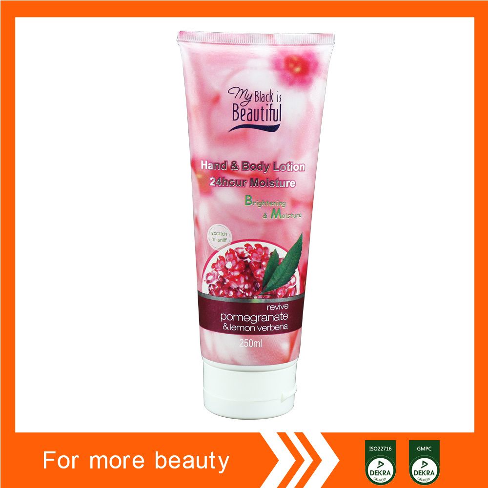 Factory Auto-Filling Cucumber Hand & Body Lotion