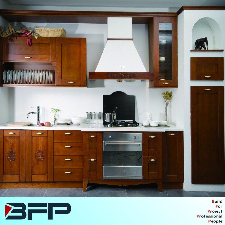 Mini Kitchen Best Material Wooden Complete Kitchen