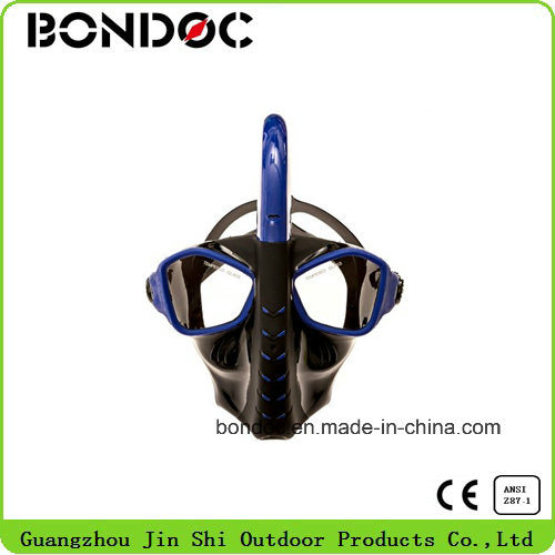 New Design Patented Full Face Snorkel Mask