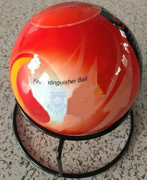 1.3kg Ultrafine Dry Powder Elide Fire Extinguisher Ball