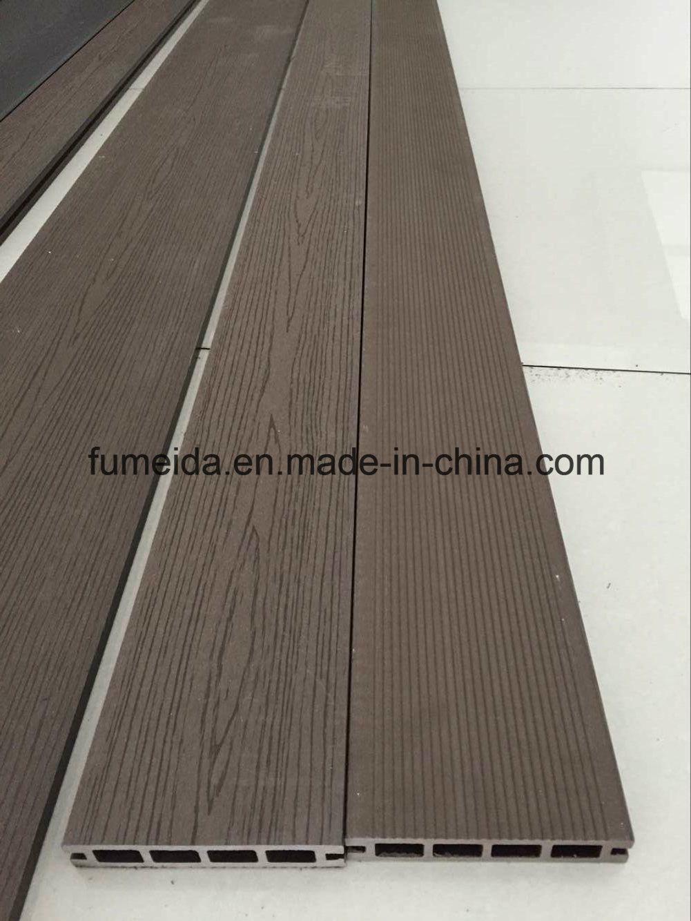 WPC Outdoor Flooring Wood Plastic Composite Decking Dek 001