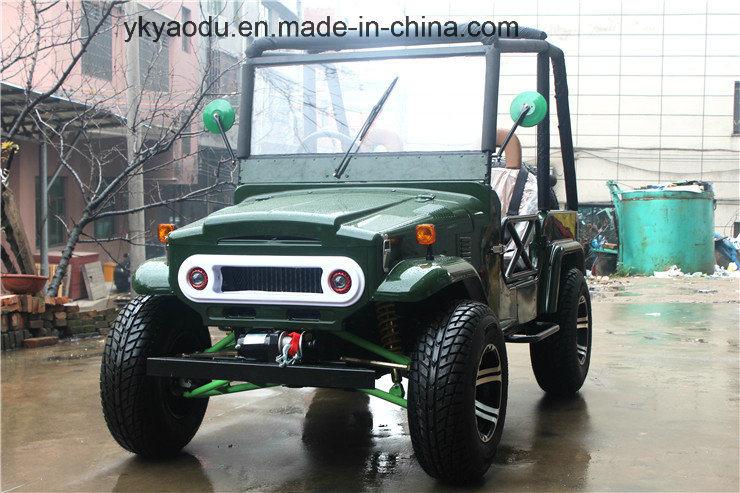 Four Color Sport ATV with 150cc/200cc/250cc/300cc