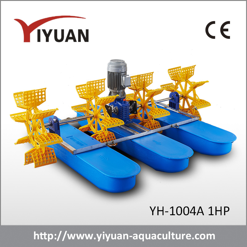 Yh-1004A 1HP Floting Wheel Aerator, Fish Farm Aerator