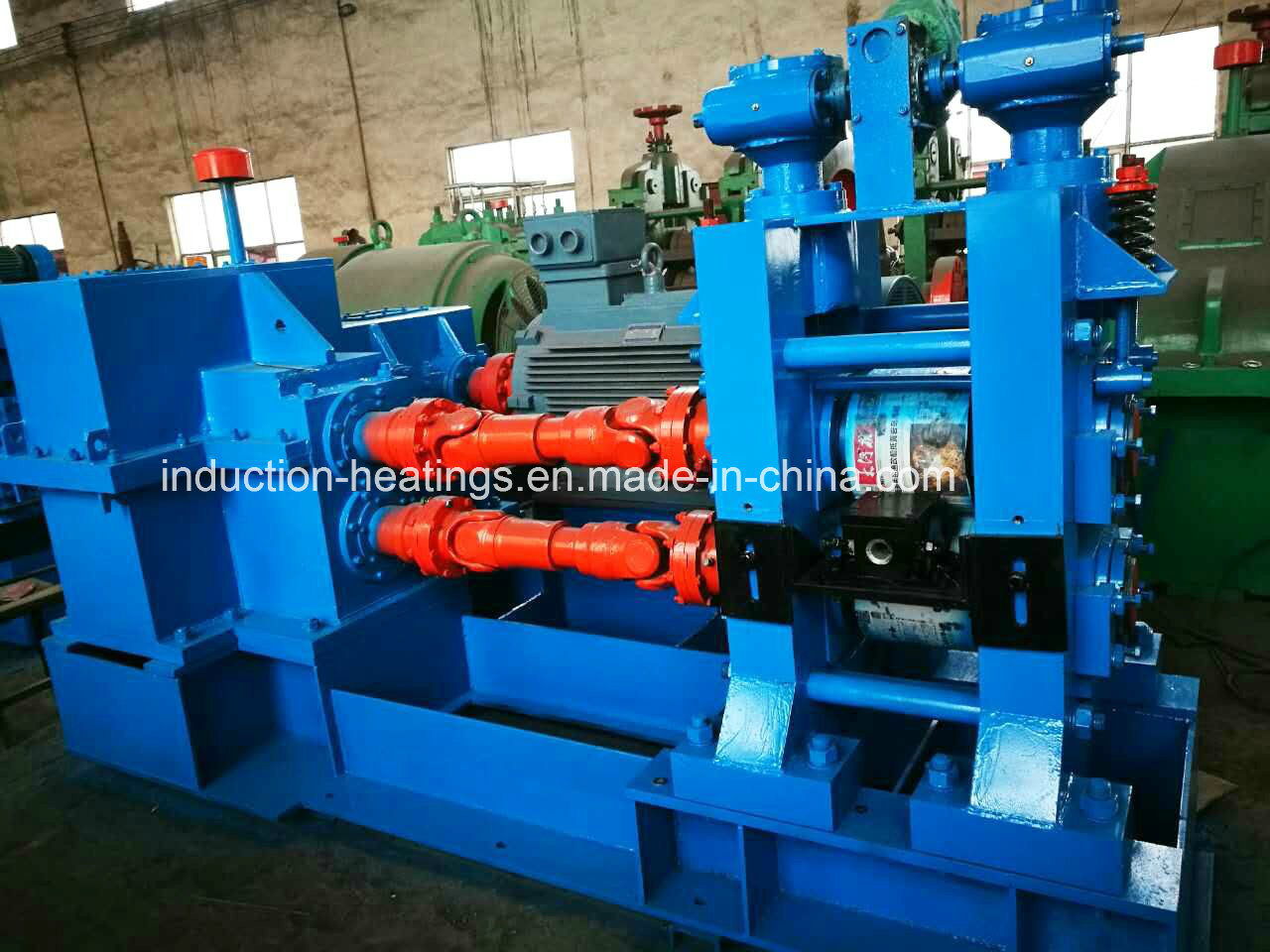 Super Audio Frequency Induction Heating Annealing Furnace for Wire Rebar