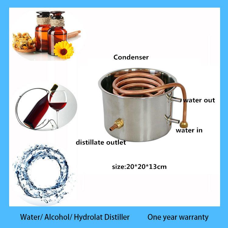 30L/8gal Kingsunshine Still Spirits Vacuum Alcohol Water Distillation Equipment Moonshine Still for Sale