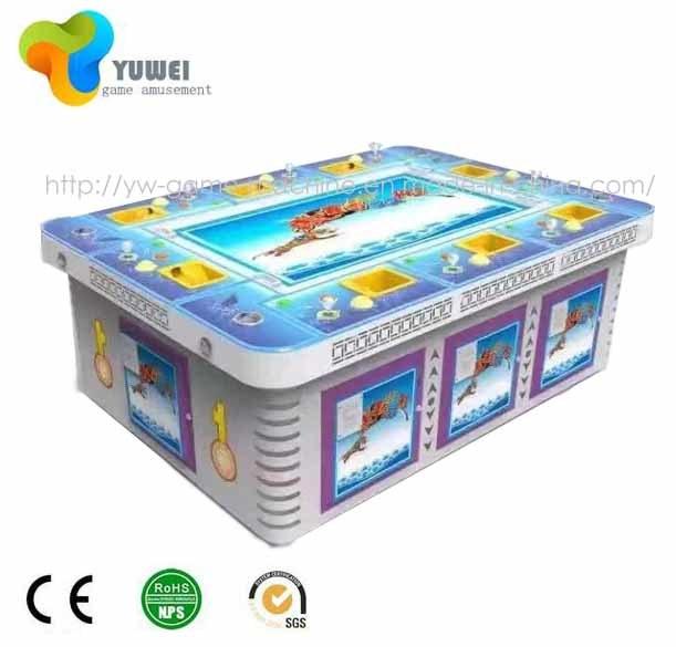 Midnight Club Adult Arcade 3D Fishing Skill Game Machine