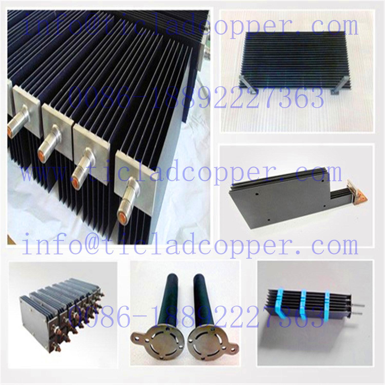 PT / IR / Ru Coated Titanium Anode