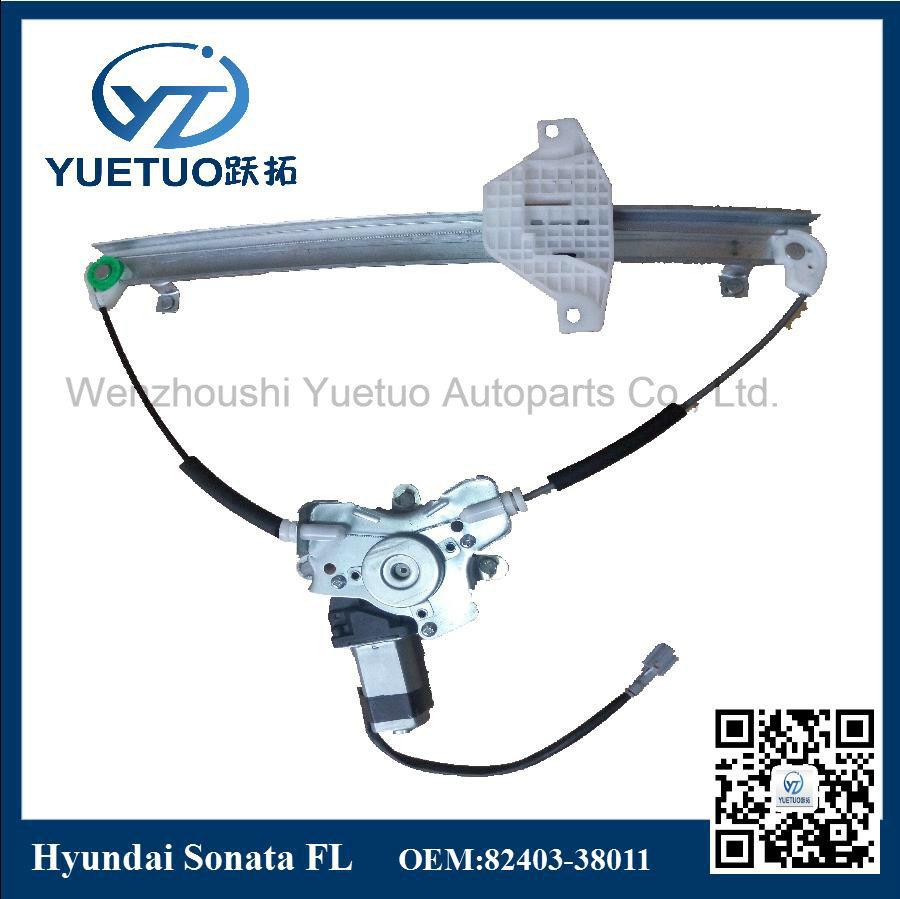 Car Parts Window Regulator for Hyundai 82403-38011, 82404-38011