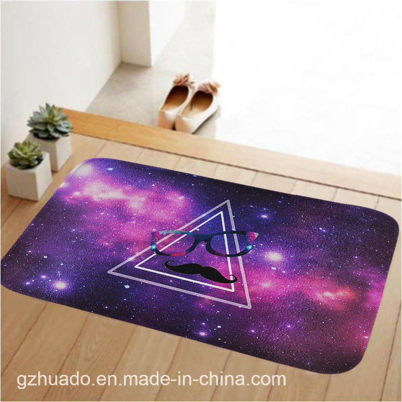 59*39cm Anti-Slip Multi Colors Thicken Big Rectangle Floor Carpets for Living Room Bathroom