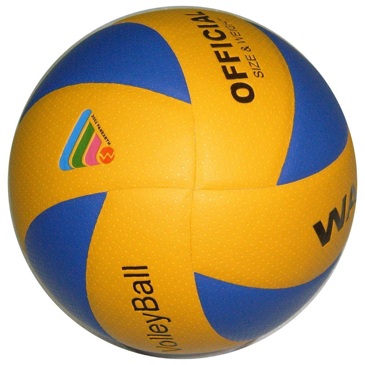 4# PVC PU Laminated Sports Volleyball