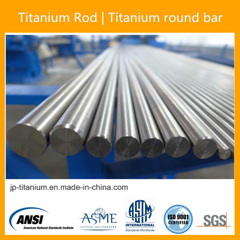 High Performance and Moderate Price Grade2 ASTM B348 Titanium Bars Rods