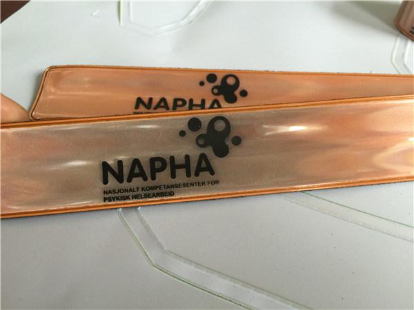 Safety Reflective Slap Wrap En13356 China Factory