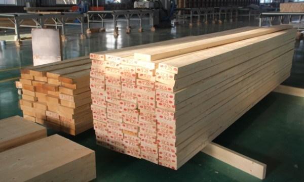 Monterey Pine Finger Joint Board for Furniture