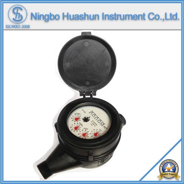 Volumetric Dry Type Water Meter/Plastic Water Meter/Class C Water Meter