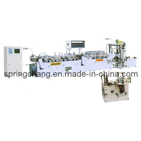 Automatic High-Speed Three-Side Sealing Bag Making Machine (FBD Series)