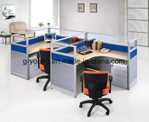 Good Selling Melamine Table Partition Office Furniture