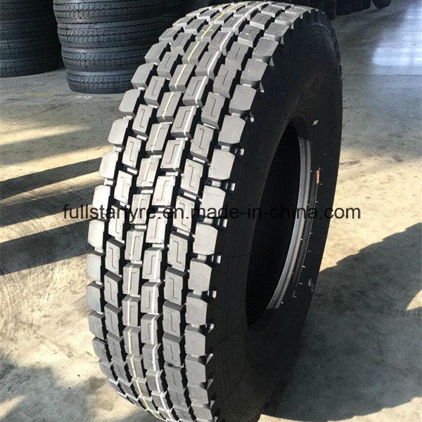 All-Steel Truck Tyre 295/80r22.5, 13r22.5, 12r22.5, 315/80r22.5 Ak97 Safecess TBR Tyre, Runtek Heavy Truck Tyre