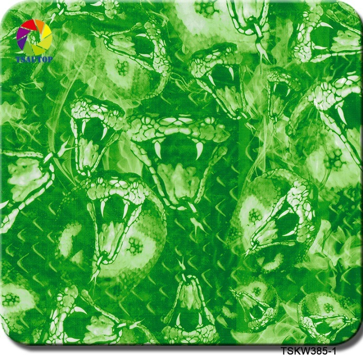 Tsautop 0.5m Tscy799-1 Animal Skin Patterns Water Transfer Printing Film