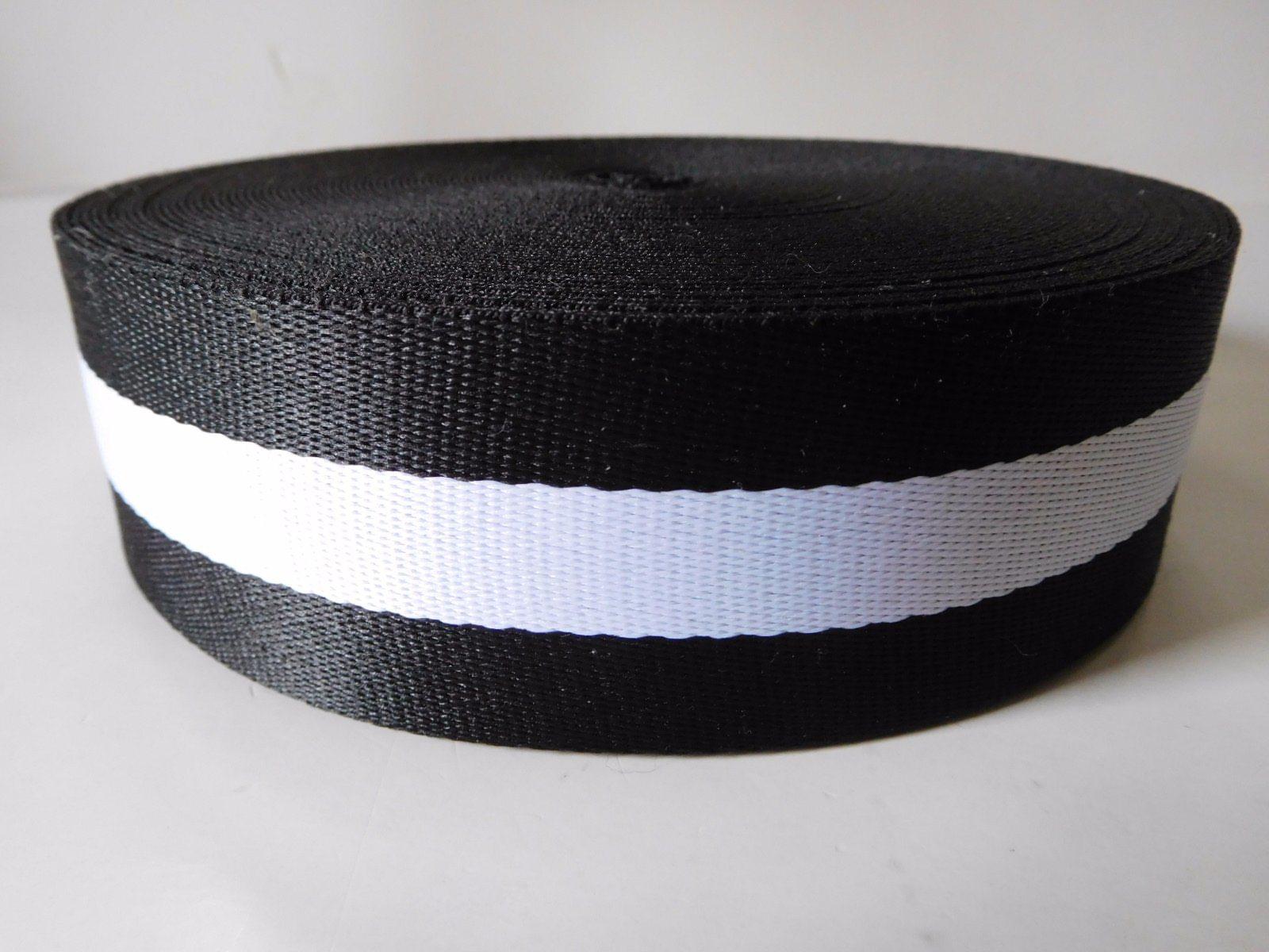 48mm Polyester Secondary Webbing for Garments&Shoulder Belt