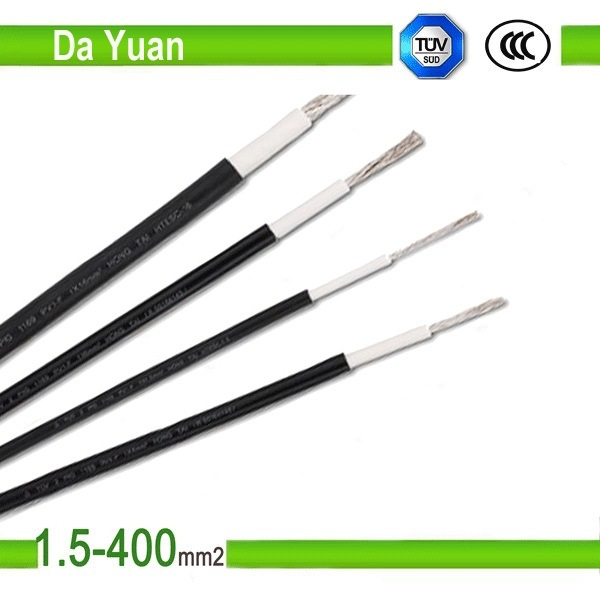 TUV High Quality PV Waterproof Power PVC Cable
