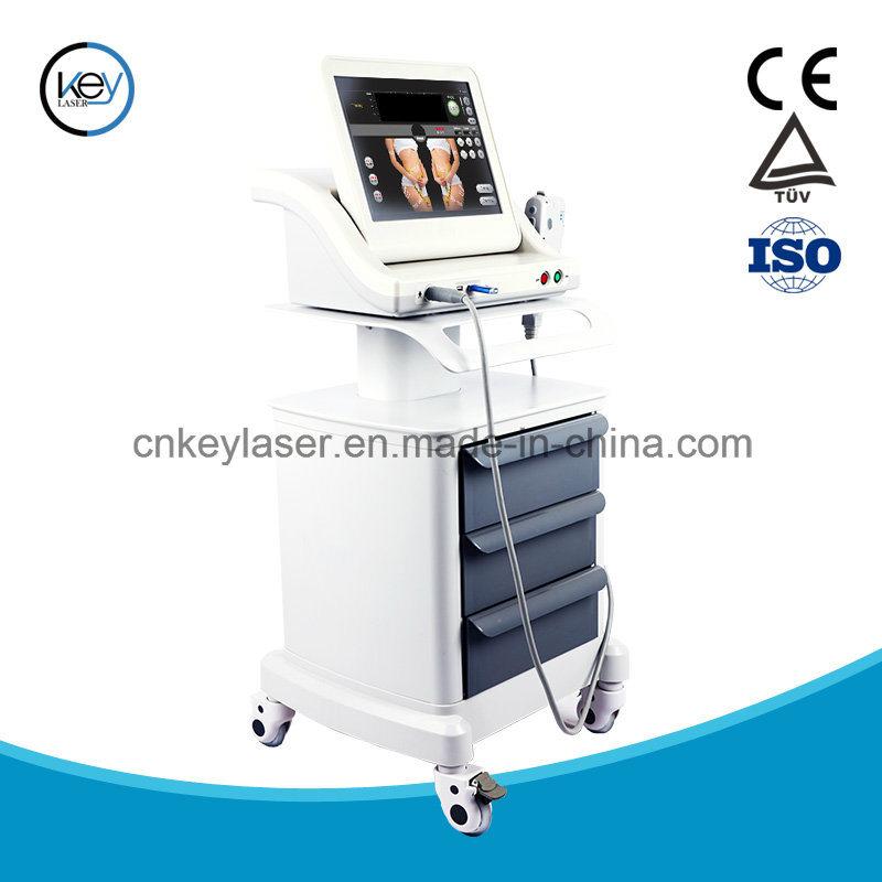 Hifu High Intensity Focused Ultrasound Hifu Beauty Machine