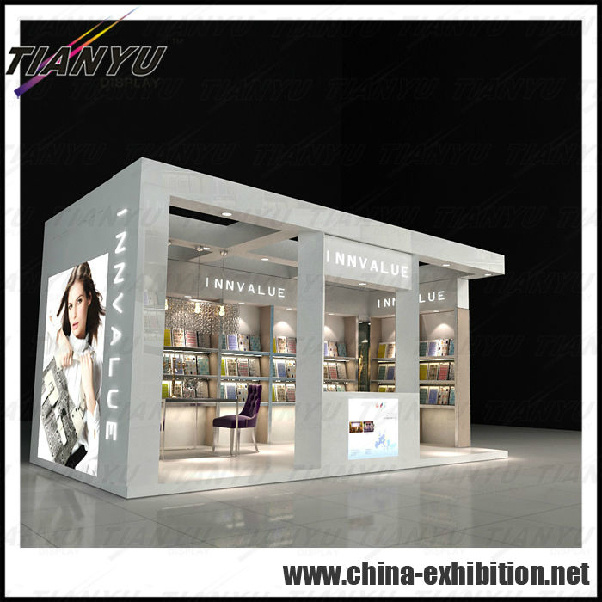 Fashion Exhibition Booth : China fashion trade show booth design and construction