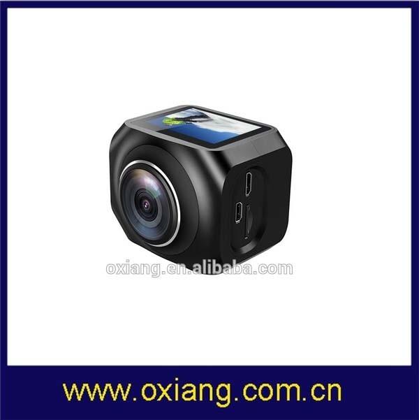 Wireless Mini IP CMOS Camera Module 360 Degree Micro Camera WiFi