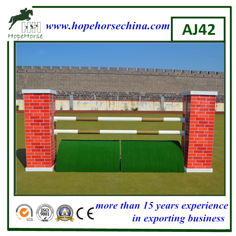 Horse Obstacle for Show Jumping