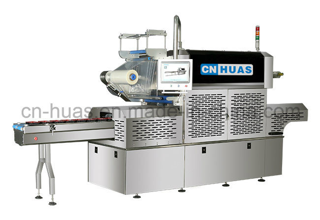 Fast Food Automatic Modified Atmosphere Packaging Machine