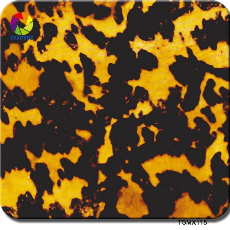 Tsautop 0.5m Tscy799-1 Animal Skin Patterns Water Transfer Printing Film