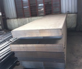 Electrical Pure Iron Dt4c Middle Plate